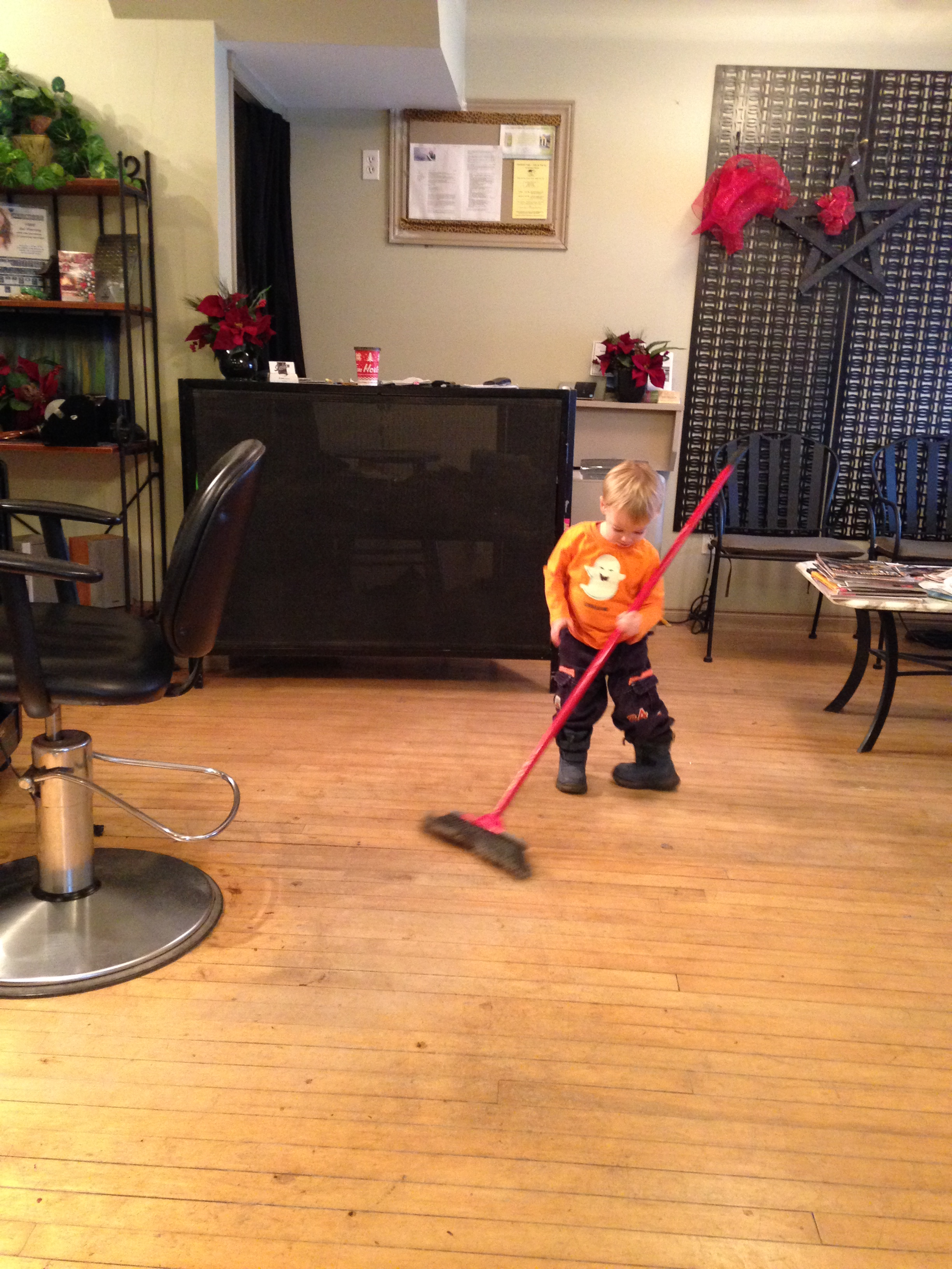 cole sweeping